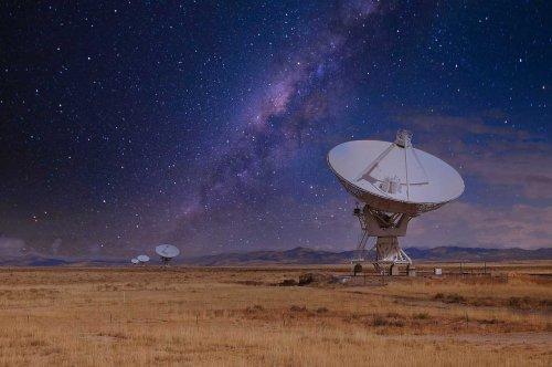 Strange radio transmissions are emanating from Proxima Centauri