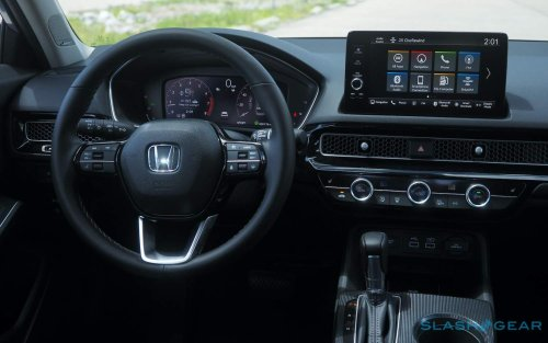 The 2022 Honda Civic cabin throws down an unexpected challenge