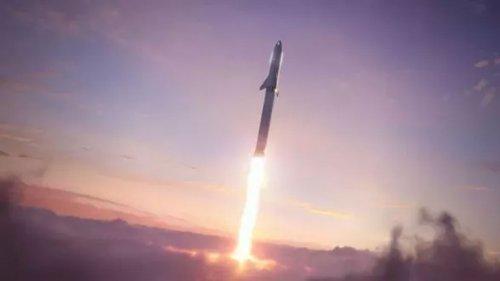 SpaceX Starship orbital test flight may happen in November