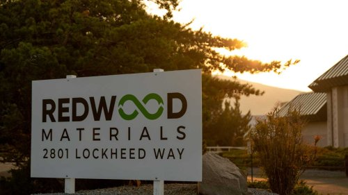 Ford and Redwood Materials team for battery recycling