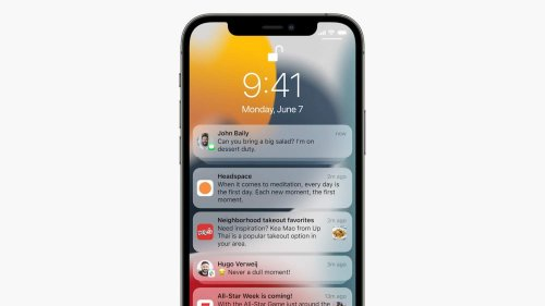 Notifications and Focus in iOS 15 will supercharge Do Not Disturb and alerts