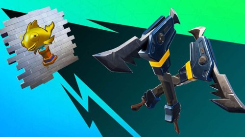 Fortnite Creative Mayhem Piranhas Pickaxe is available for free