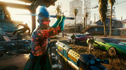 The PlayStation Store is back with Cyberpunk 2077, but with a huge PS4 alert