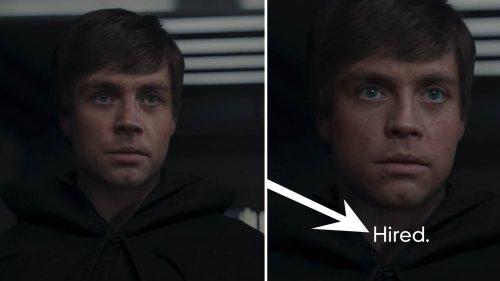 Lucasfilm hires Star Wars fan behind Luke face fix