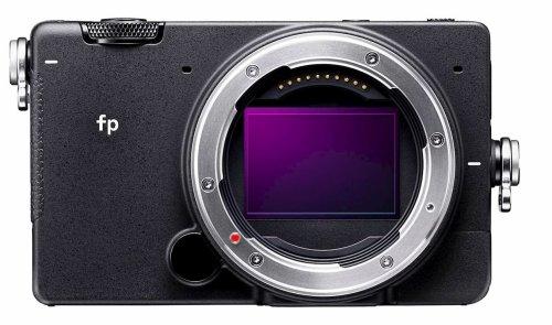 Sigma fp packs a full-frame mirrorless camera in a tiny footprint