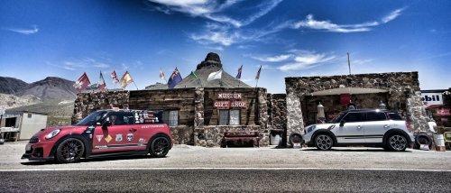 Mini Takes The States 2016 – Las Vegas to Palm Springs in a 2016 Mini John Cooper Works Convertible