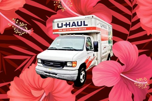 An Interview With a Man Who Rented a U-Haul Instead of a Rental Car Because It Was Cheaper