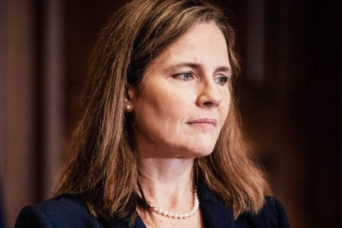 Yes, Amy Coney Barrett Promised the Court Isn't Partisan at a Mitch McConnell Celebration. That's Not the Only Issue.