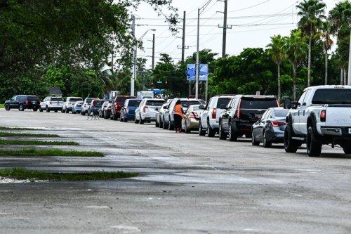 DeSantis Blames COVID Surge on Immigrants as Florida Pediatric Cases Soar, Hospitals Fill Up