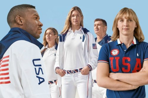 Team USA's Olympics Outfits Are Out. Yeesh.