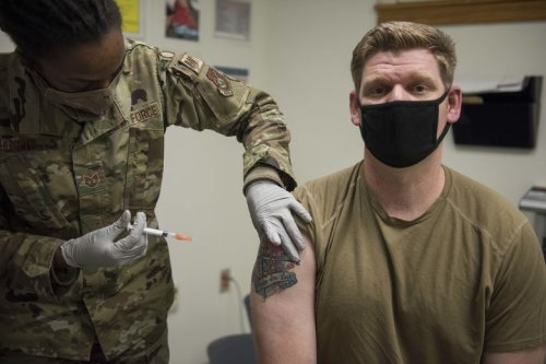 Should the COVID-19 Vaccine Be Required for the Military?