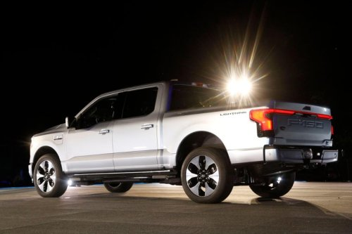 There's Just One Problem With Ford's Electric F-150