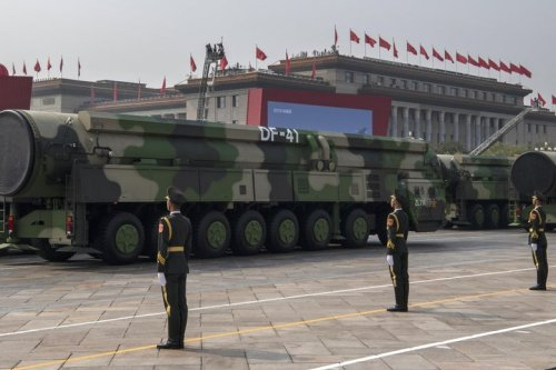 """What Should Really Alarm Us About China's New """"Hypersonic"""" Missile Test"""