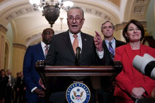 Senate Democrats Have Now Hit the Entirely Expected Wall of Republican Intransigence