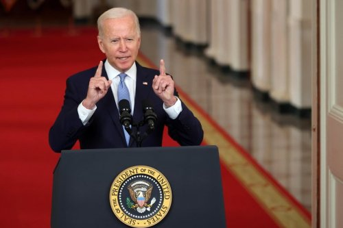 We Now Know Why Biden Was in a Hurry to Exit Afghanistan