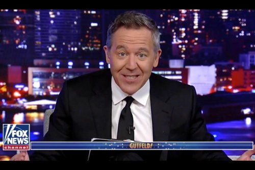 The Nicest Thing I Can Say About Greg Gutfeld's Late-Night Show on Fox News