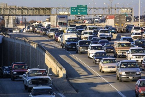 Texas Wants to Force a 20-Lane Highway Through Austin