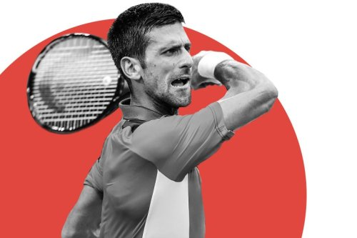 Novak Djokovic Smashed His Racket and Quit. But Is He a Jerk?
