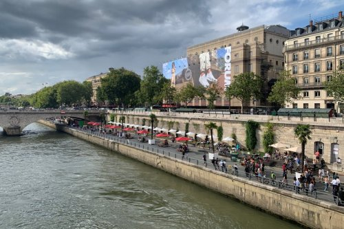 The Liberation of Paris From Cars Is Working