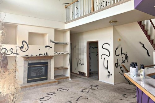 """An Interview With the Colorado Realtor Who's Trying to Sell a Vandalized """"Slice of Hell"""""""