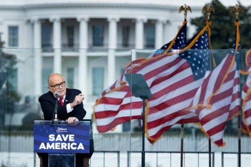 New Phone Recording Shows Giuliani Extorting Ukraine for Campaign Help Smearing Biden