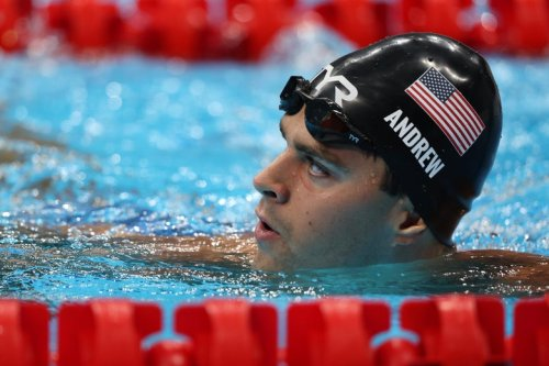 """How Jerky Is the """"Unconventional"""" Swimmer Who Won't Get the Vaccine or Wear a Mask?"""