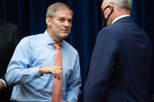 Jim Jordan Takes Trump's Election Conspiracy Theories to the Next Level