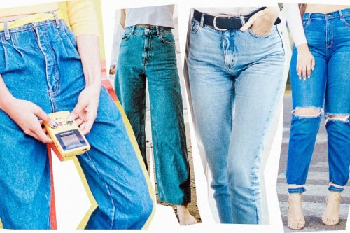 Really Though, What Jeans Are in Style Now?