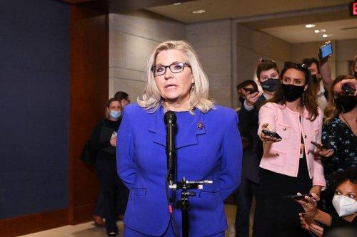 The Jan. 6 Insurrection Takes Down Liz Cheney