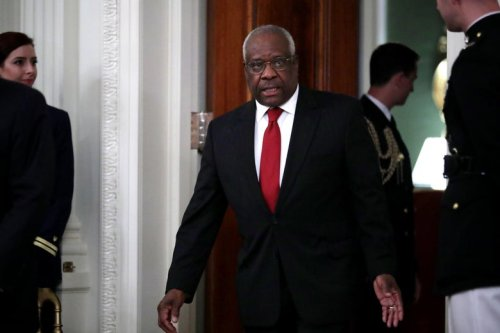 The Supreme Court's Conservatives Issued a Decision Too Extreme for Clarence Thomas