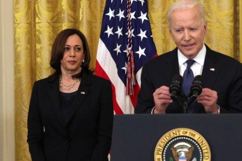 Is Biden Setting Harris Up to Fail?