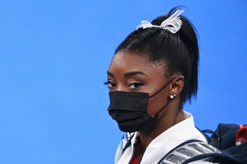 Isn't NBC Forgetting Something About Simone Biles' Exit?