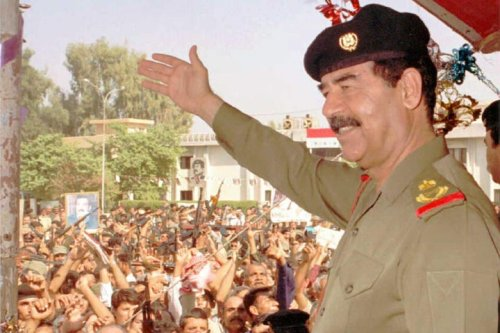 The Aristocrat and the CIA Officer Who Plotted to Overthrow Saddam Hussein—in 1995