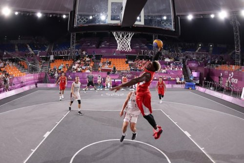The Nine Things Wrong With Olympic 3x3 Basketball