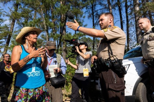 An Indigenous Leader on Why She Still Needs to Protest Pipelines, Even Under Biden