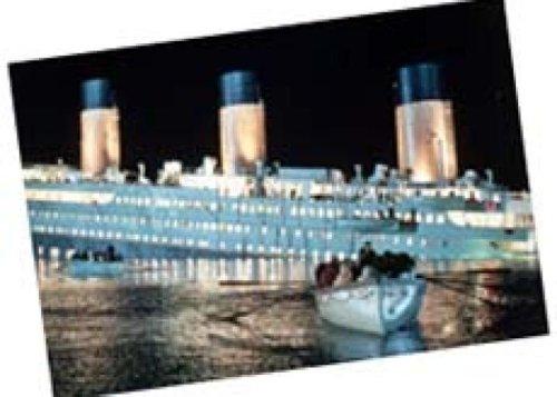 """Titanic"": Turn-of-the-century melodrama"