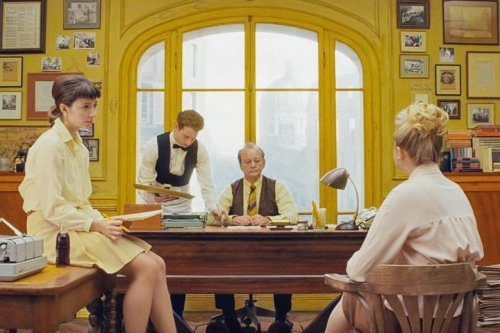 Wes Anderson's Latest Is a Licorice Movie