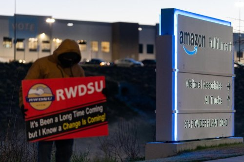 Amazon Beat the Union Drive in Alabama. Will It Beat the Next One?