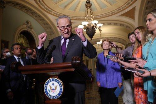 Are Democrats Falling Into a Republican Trap on Biden's Biggest Priority?