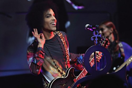 Prince Has Dropped a Beautiful Gift From the Afterlife