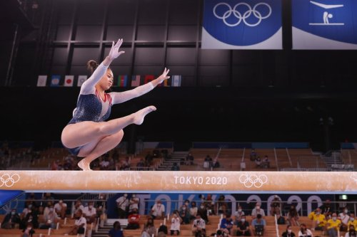 The Cursed Trick That Almost Cost Suni Lee a Gold Medal