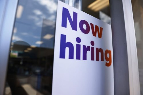 People Want to Work—and Unemployment Checks Aren't What's Stopping Them