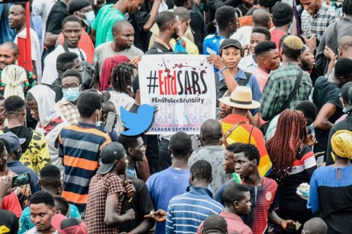 How Twitter Amplified the Divisions That Derailed Nigeria's #EndSARS Movement
