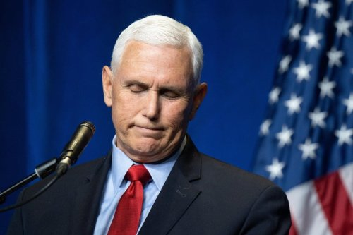 """Pence Booed and Heckled at Conservative Conference: """"Traitor!"""""""