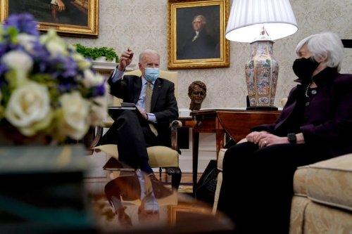 Joe Biden Is Starting to Sound Hawkish About the Deficit. Uh-Oh.
