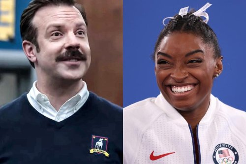 """What Simone Biles Can Teach Ted Lasso About """"the Yips"""""""