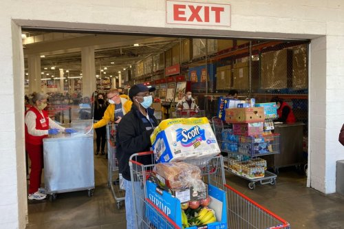 Walmart, Trader Joe's, and Costco No Longer Require Masks for Customers