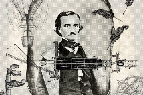 Edgar Allan Poe's Wild, Forgotten Science Writing Has a Lesson for Our COVID Moment