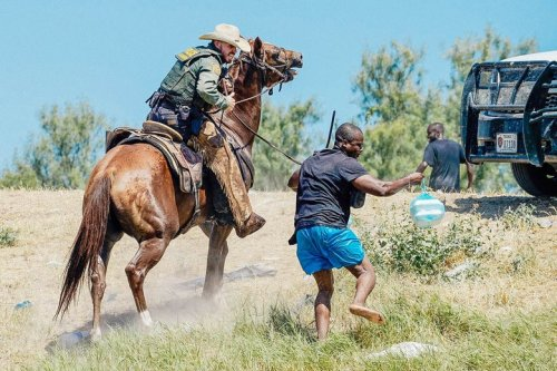 The Ugly History Behind Those Border Agents Chasing Haitian Migrants on Horseback