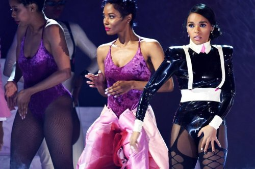 Janelle Monáe's Grammys Performance Included a Dirty Computer Medley, Pussypants